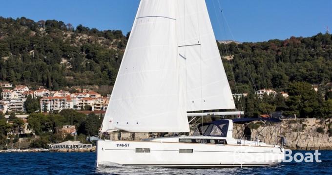 Rental yacht Split - Bénéteau Oceanis 38 on SamBoat