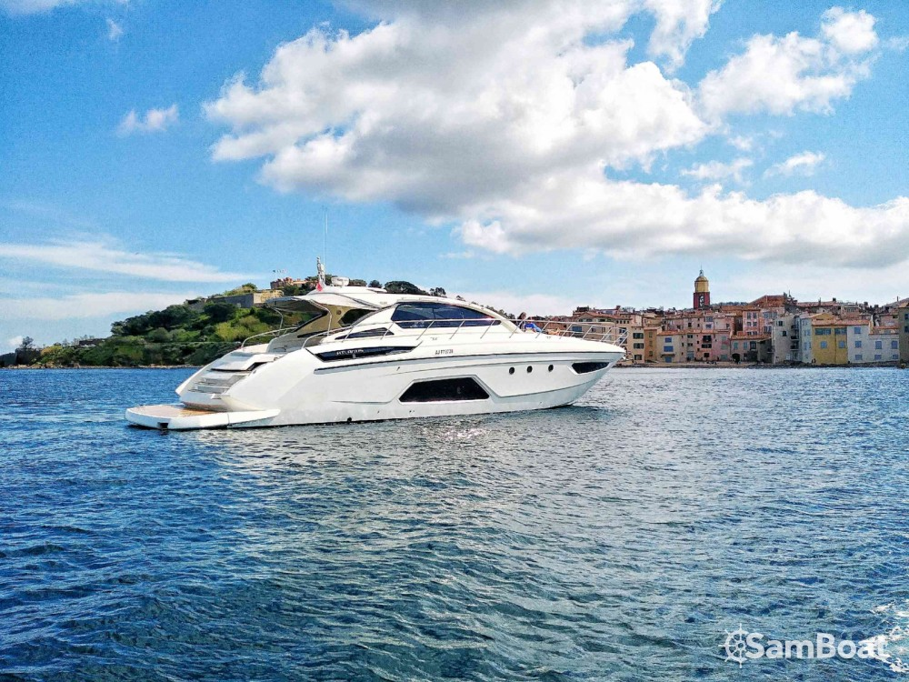 Rental Yacht in Cogolin - Azimut Atlantis 58