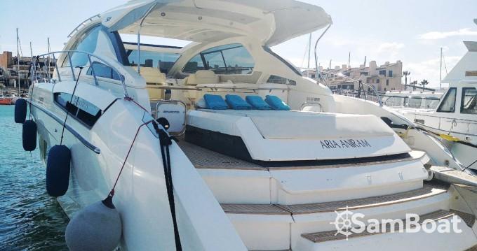 Boat rental Cogolin cheap Atlantis 58