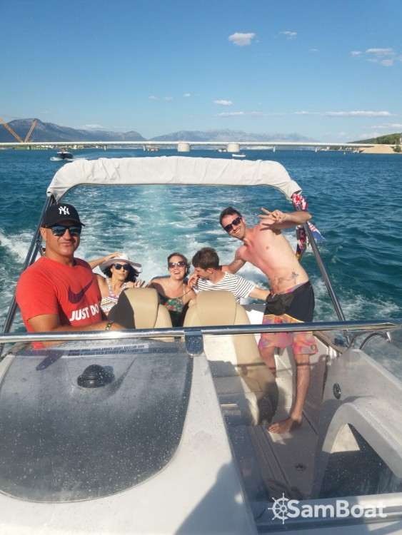 Rental yacht Trogir - Jeanneau Cap Camarat 755 WA on SamBoat