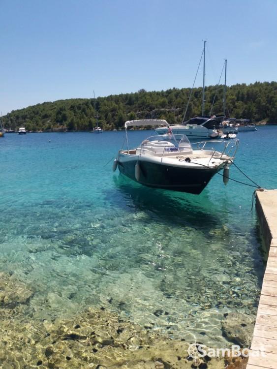 Boat rental Trogir cheap Cap Camarat 755 WA