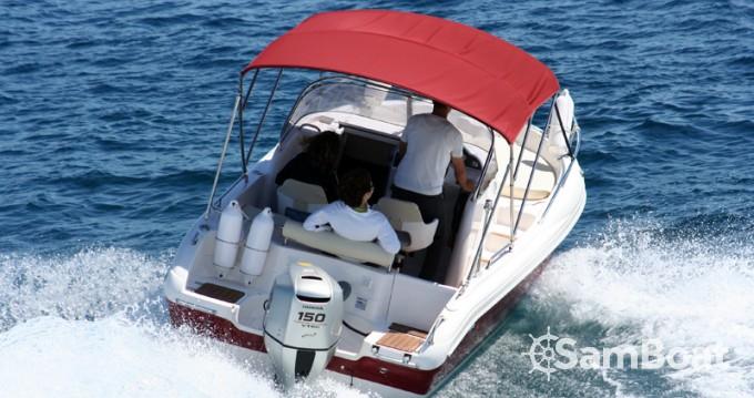 Boat rental Atlantic Atlantic 650 wa in Trogir on Samboat
