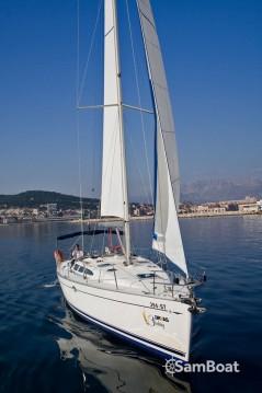 Boat rental Jeanneau Sun Odyssey 43 in Split on Samboat