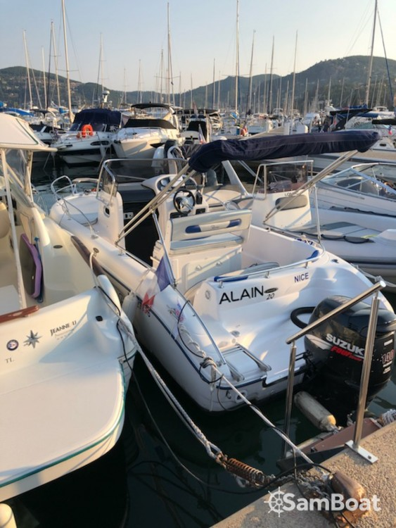 Hire Motorboat with or without skipper Ranieri Mandelieu-la-Napoule