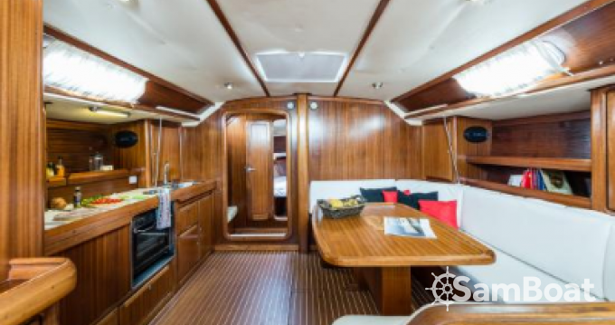 Sailboat for rent Glyfada at the best price