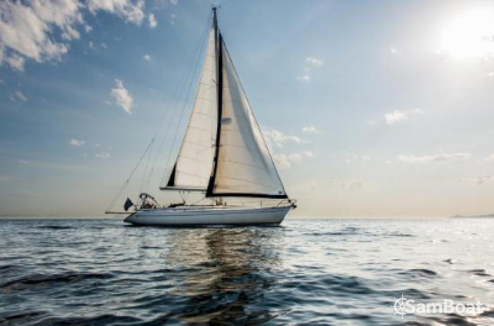 Boat rental Attica cheap Cruiser 46