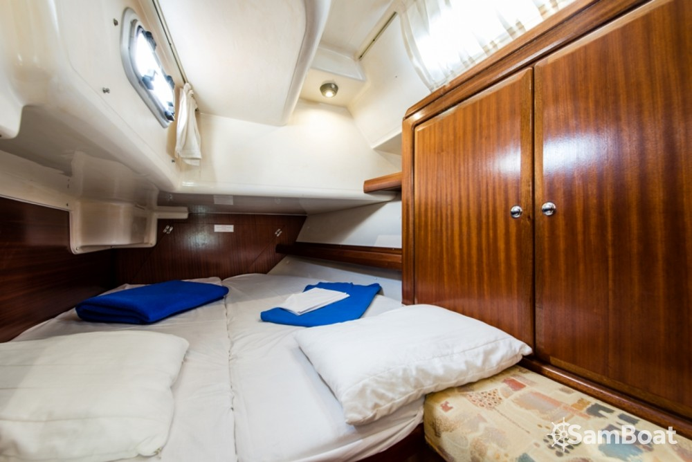 Rental Sailboat in Attica - Bavaria Cruiser 46