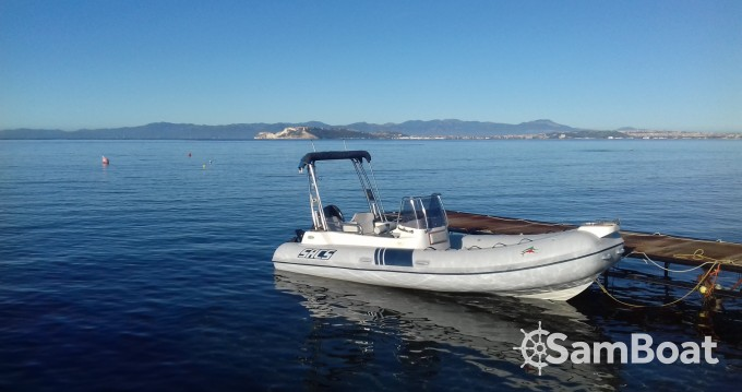 Boat rental Sacs 535 it in Cagliari on Samboat
