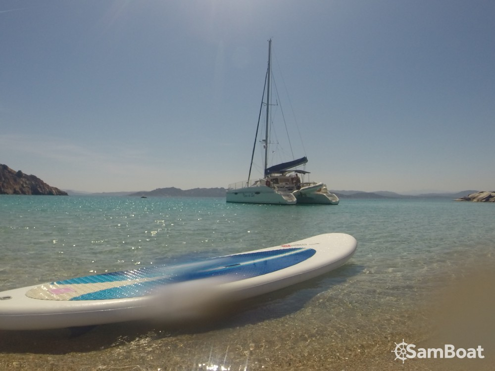 Hire Catamaran with or without skipper Fountaine Pajot Porto-Vecchio