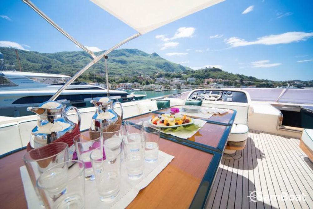 Rental Yacht in Naples - Riva OPERA 85