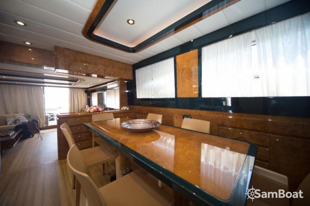 Boat rental Riva OPERA 85 in Naples on Samboat