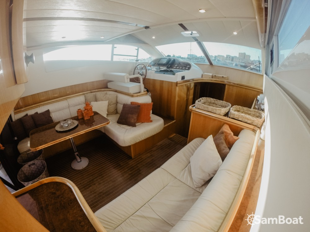 Hire Motorboat with or without skipper Raffaelli Trapani