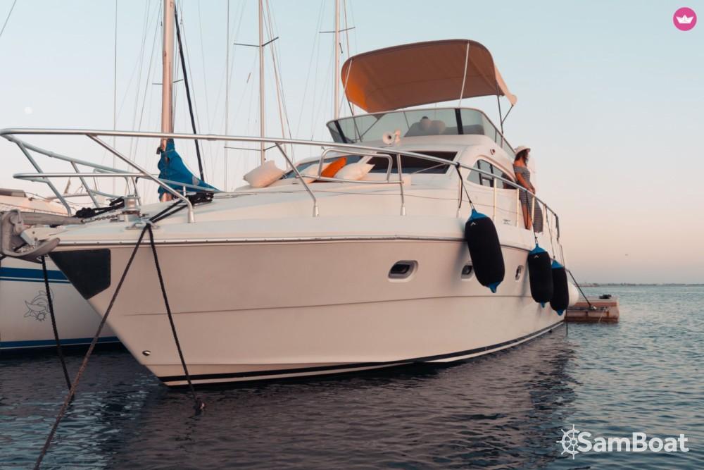 Rental Motorboat in Trapani - Raffaelli Levante