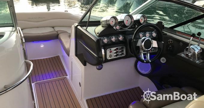 Boat rental Santa Ponsa cheap Maristar 280 SS