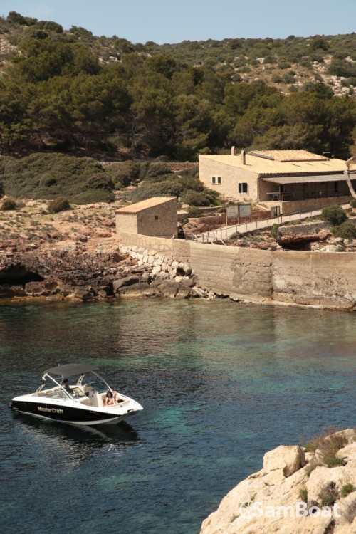 Boat rental Mastercraft Maristar 280 SS in Santa Ponsa on Samboat