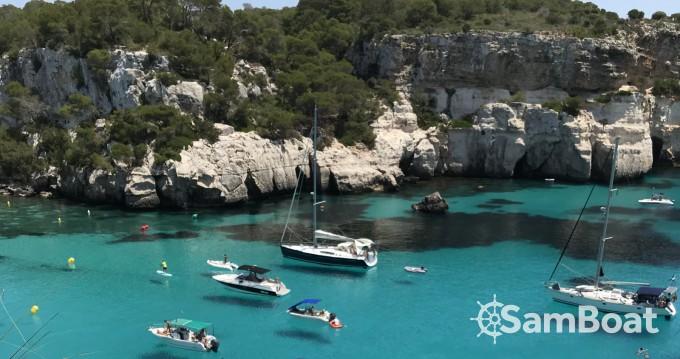 Boat rental Bénéteau Oceanis 50 in Palma de Mallorca on Samboat