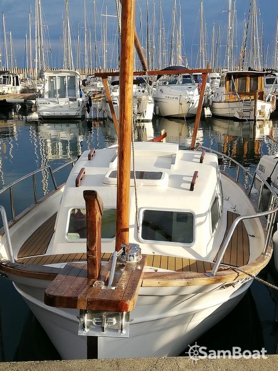 Boat rental el Masnou cheap Mahon