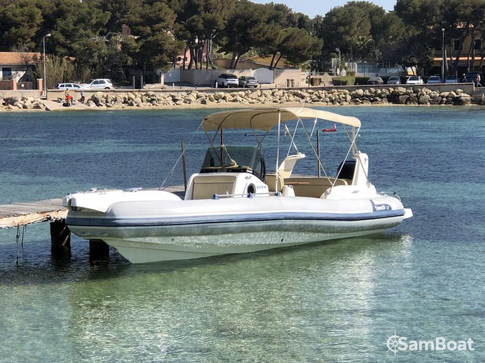 Boat rental Marlin Boat Marlin Boat 23 FB in Marseille on Samboat
