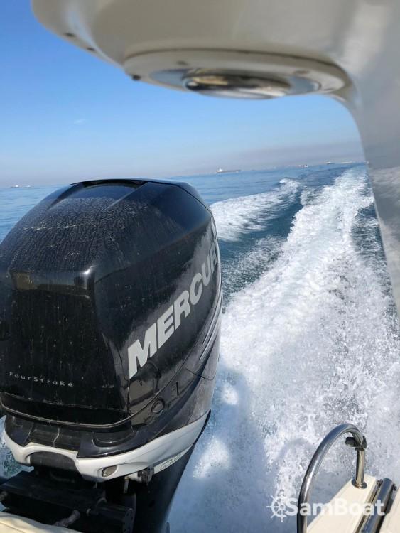 Rent a Marlin Boat Marlin Boat 23 FB Marseille