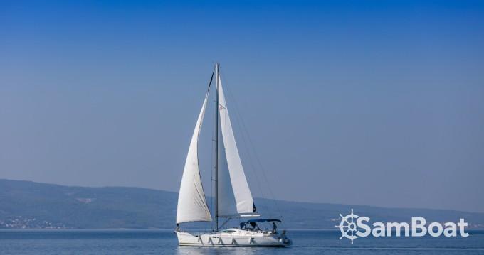 Boat rental Jeanneau Sun Odyssey 54 DS in Split on Samboat