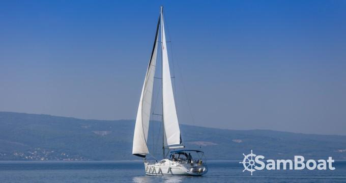 Rental yacht Split - Jeanneau Sun Odyssey 54 DS on SamBoat