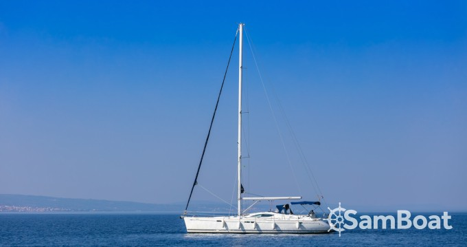 Rent a Jeanneau Sun Odyssey 54 DS Split