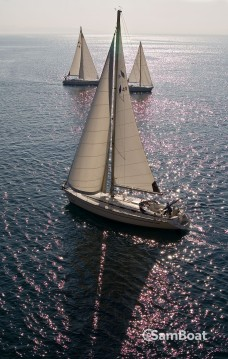 Rental Sailboat in Split - Bavaria Bavaria 49