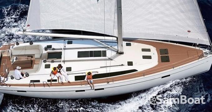 Boat rental Split cheap Cruiser 51