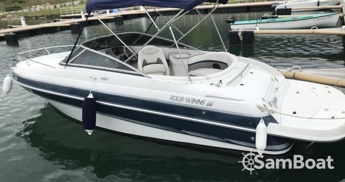 Boat rental Le Bourget-du-Lac cheap Sundowner 205