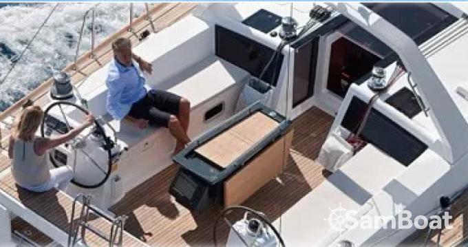 Rental yacht Port Grimaud - Bénéteau Oceanis 48 on SamBoat
