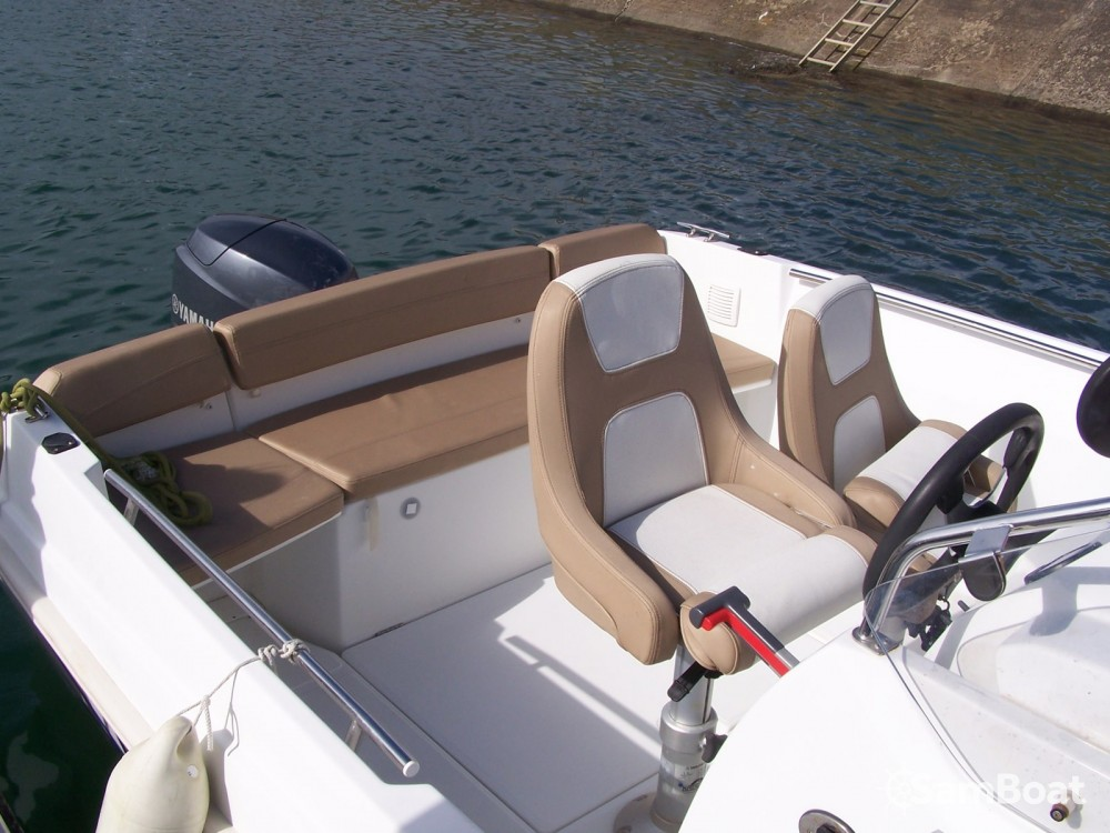 Boat rental Plougonvelin cheap 5.5 CC