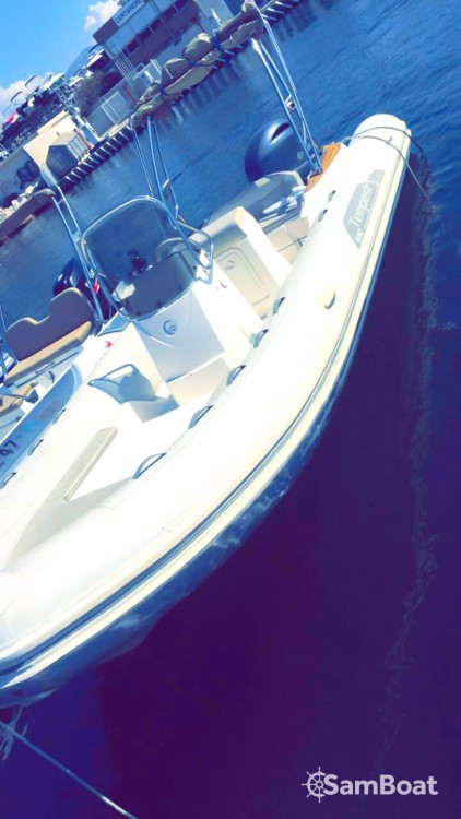 Boat rental Capelli Tempest 650 in  on Samboat