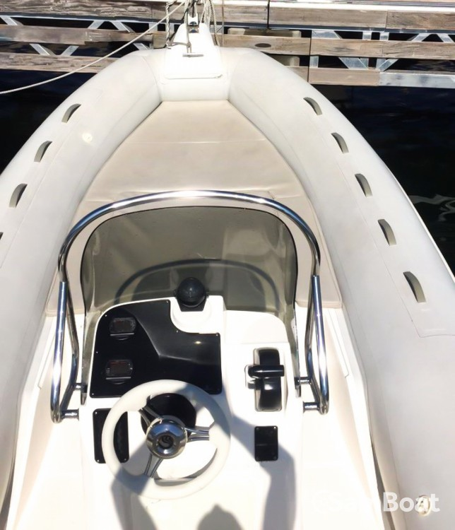 Hire RIB with or without skipper Capelli