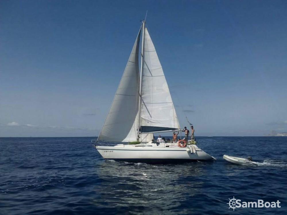 Boat rental Sant Jordi de ses Salines cheap Puma 37