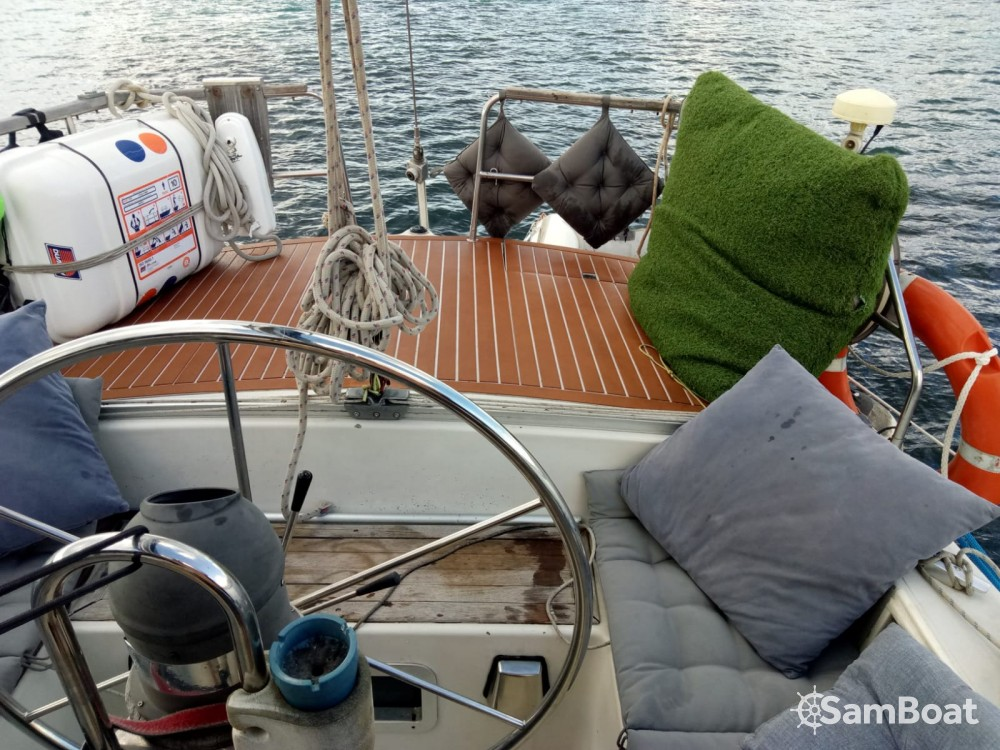 Boat rental Puma Puma 37 in Sant Jordi de ses Salines on Samboat