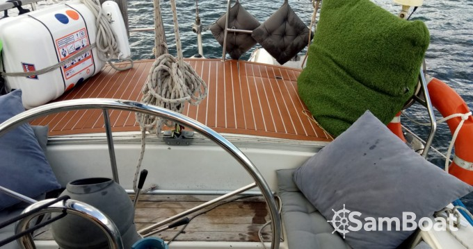 Hire Sailboat with or without skipper Puma Ibiza Town