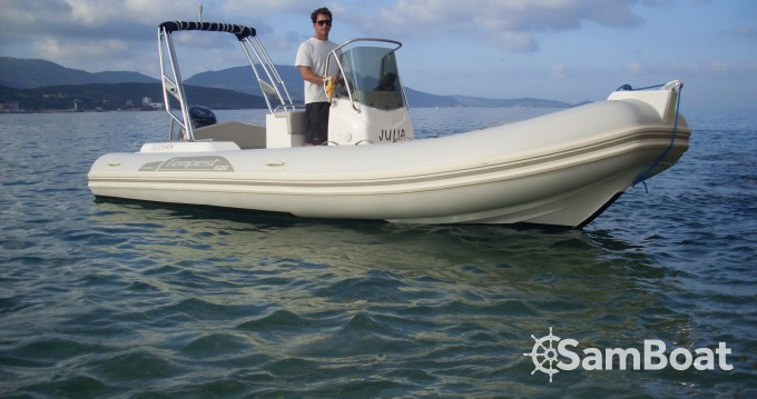 Rental yacht Propriano - Capelli Capelli 626 on SamBoat