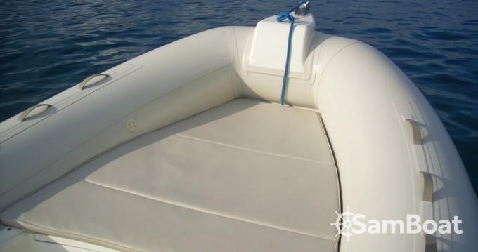 Boat rental Propriano cheap Capelli 626