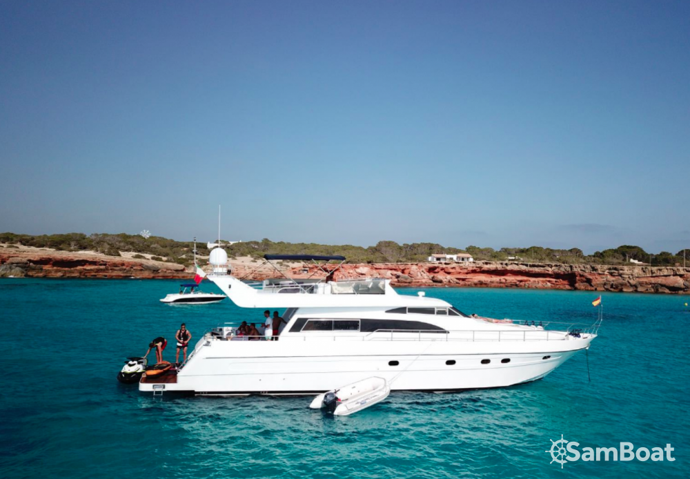 Boat rental Ibiza cheap 68