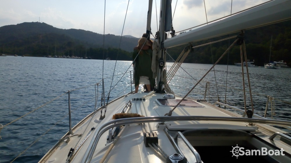 Rental Sailboat in Fethiye - Bavaria Bavaria 30 Cruiser