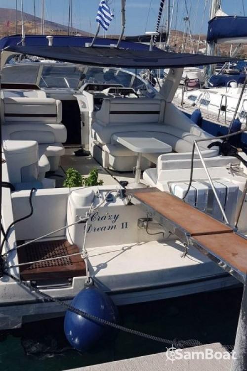 Rental Motorboat in Aegean - Cranchi Mediterranee 40