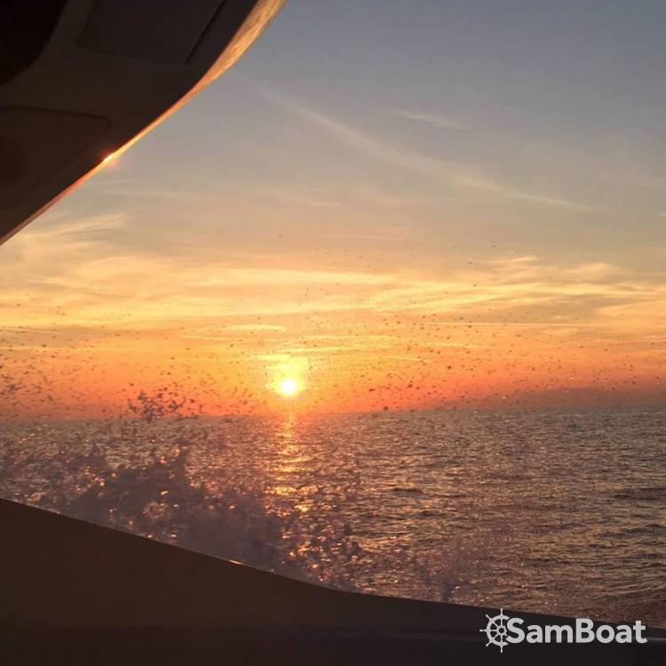 Cranchi Mediterranee 40 between personal and professional Aegean