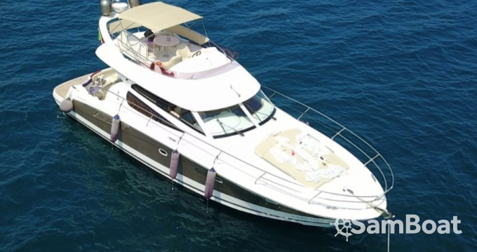 Boat rental Jeanneau Prestige 42 Fly in Monopoli on Samboat