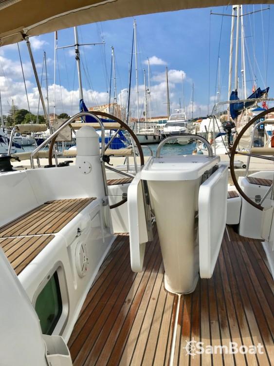 Hire Sailboat with or without skipper Jeanneau Eivissa