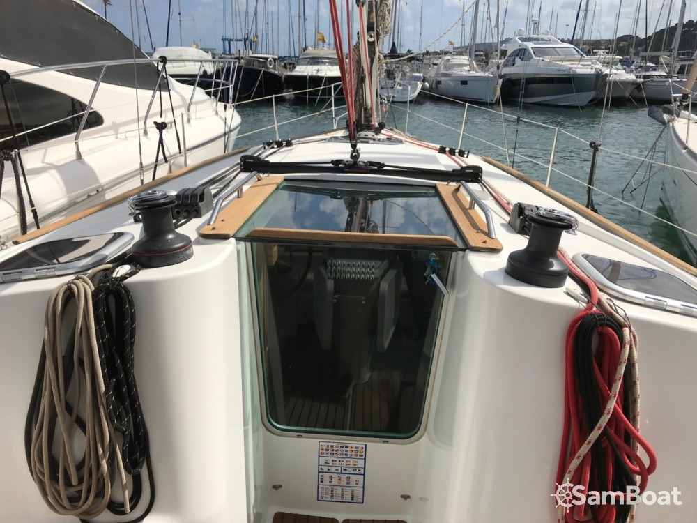 Rental yacht  - Jeanneau Sun Odyssey 39i on SamBoat