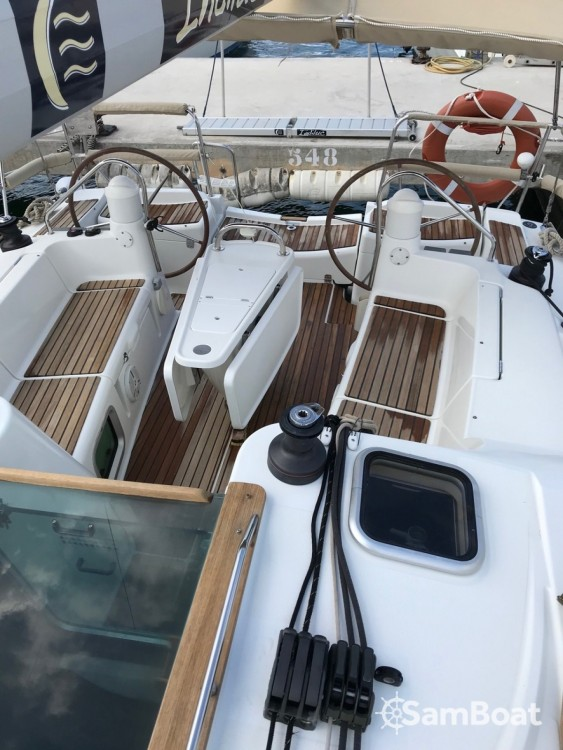 Sailboat for rent Eivissa at the best price