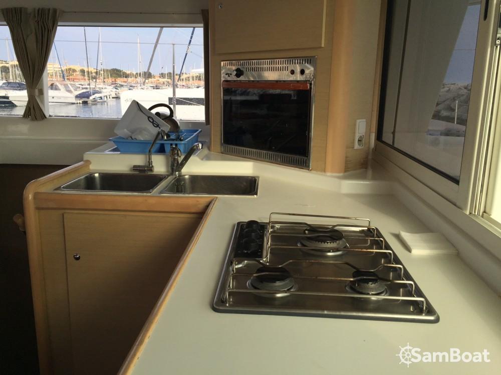 Rental yacht Eivissa - Lagoon Lagoon 400 on SamBoat