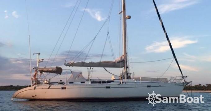 Rental Sailboat in Ibiza Town - Bénéteau Oceanis 55
