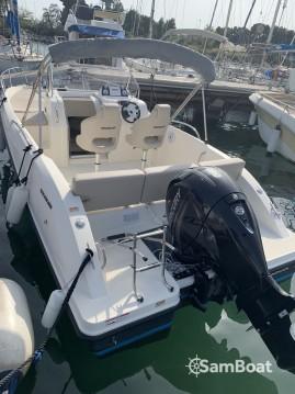 Boat rental Quicksilver Activ 675 Sundeck in Marseille on Samboat