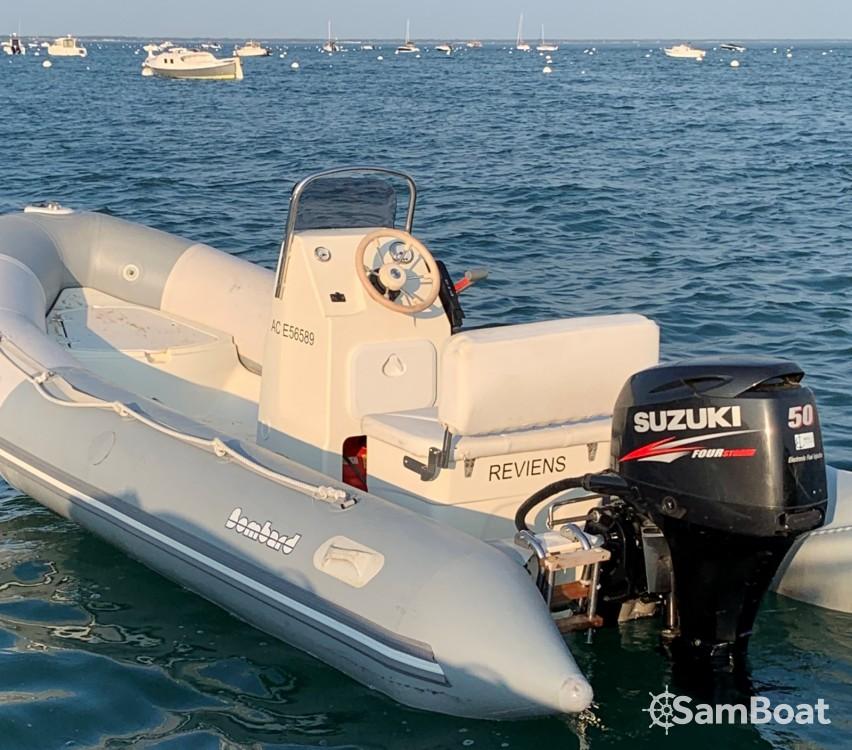 Boat rental Lège-Cap-Ferret cheap Bombster 500